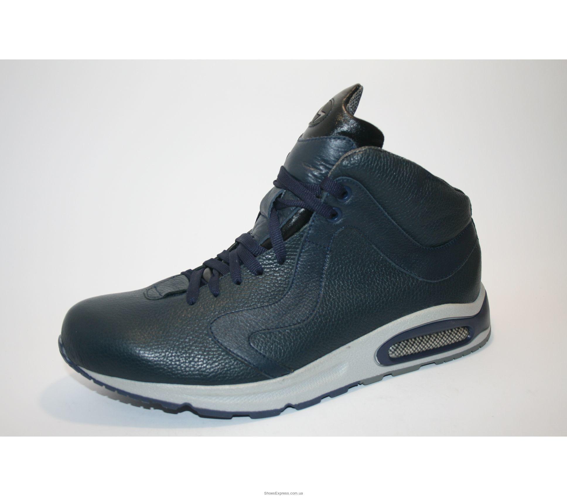 574d688b4 Ботинки мужские демисезонные MIDA 12215 (235). Главная / Мужская обувь / Стиль  обуви / Городской комфорт ...