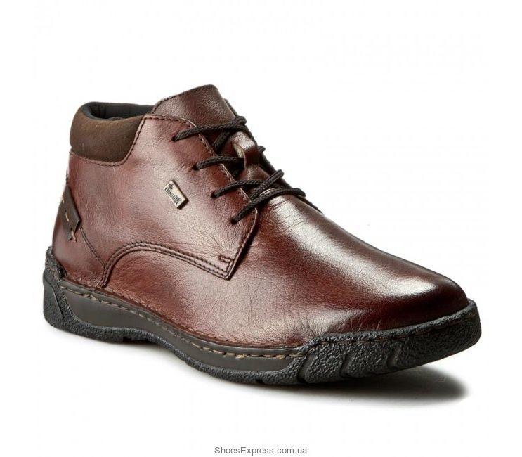 0be5e06c Мужская обувь :: Ботинки мужские зимние Rieker B0340-25