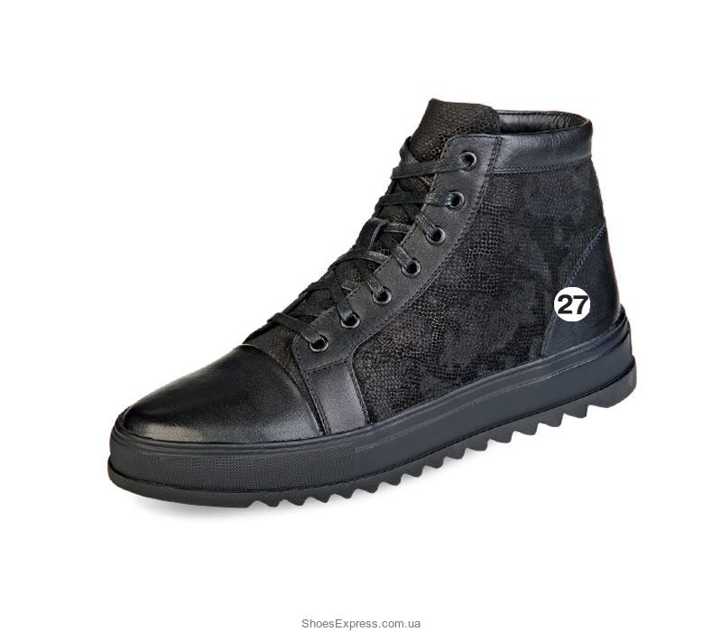 03861e288 Ботинки мужские демисезонные MIDA 12243(27). Головна / Мужская обувь / Стиль  обуви / Городской комфорт ...